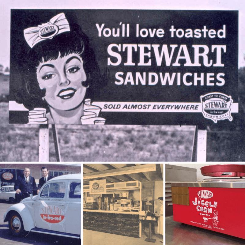E.A. Sween vintage signage