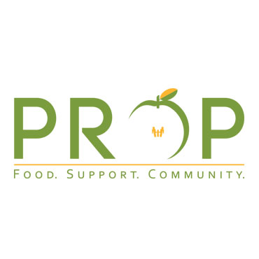 PROP food logo