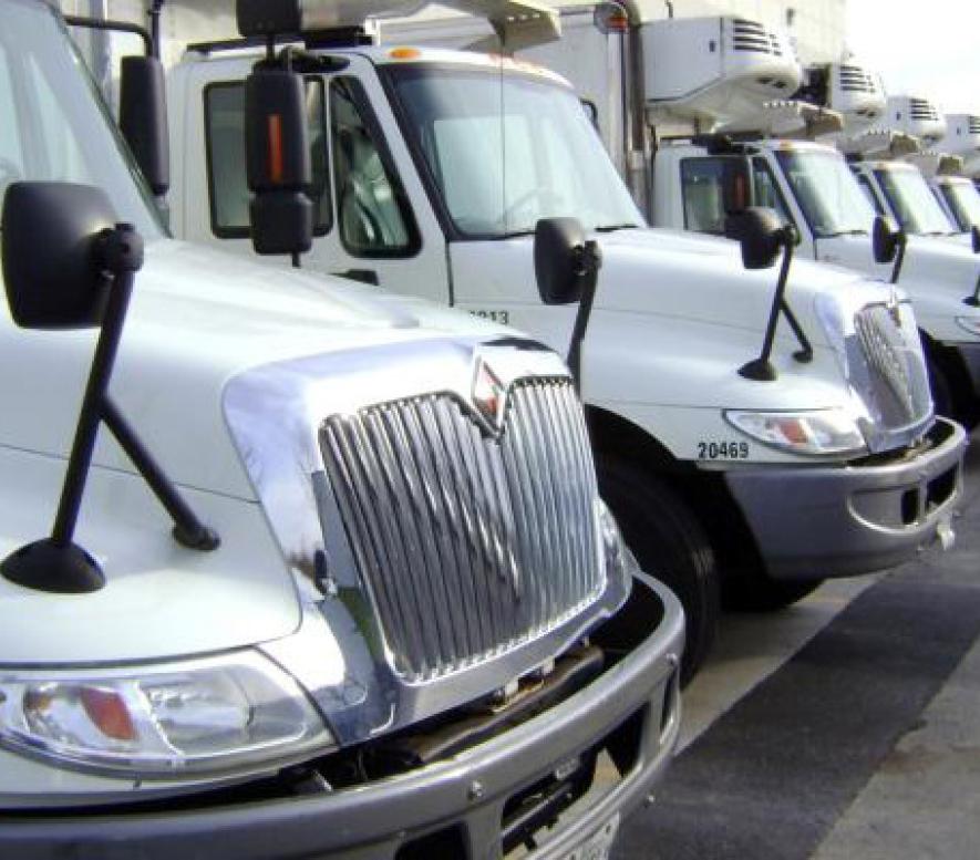 E.A. Sween trucks