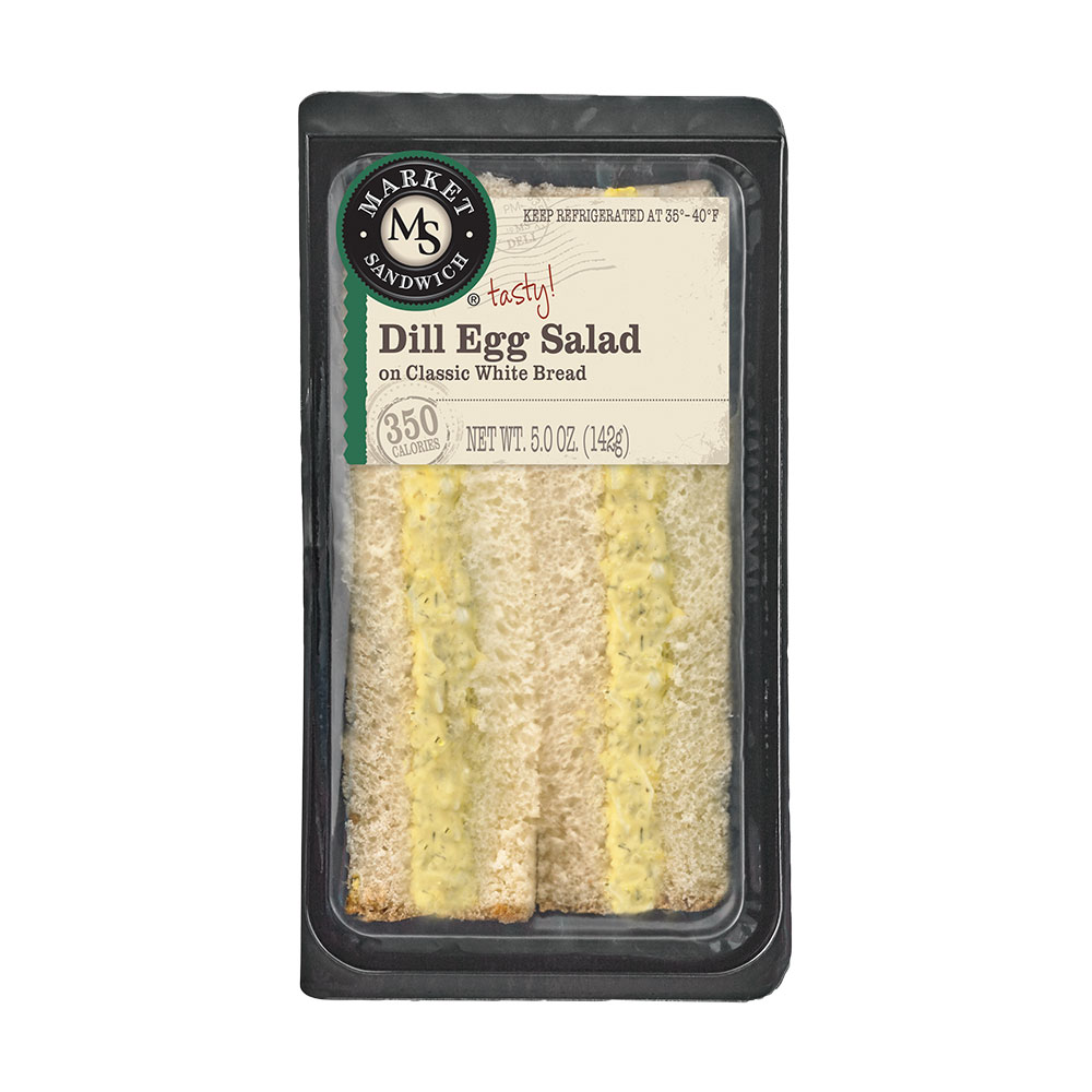 Market Sandwich Dill Egg Salad