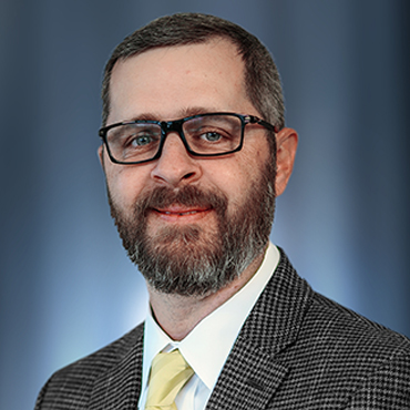 Aaron Scott, Senior Vice President of Operations and Supply Chain