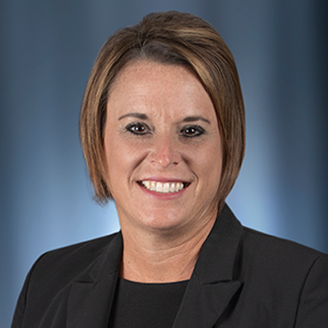 Kristi Broadwater, Vice President of People and Strategies
