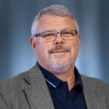 Ron Myshka, Vice President of Information Systems